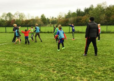 private Fußballinitiative München-Ost, Soccerjam outdoor