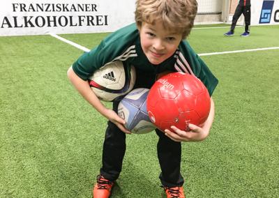 private Fußballinitiative München, Soccerjam