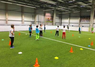 private Fußballinitiative Soccerjam im Sporttraum - München Ost