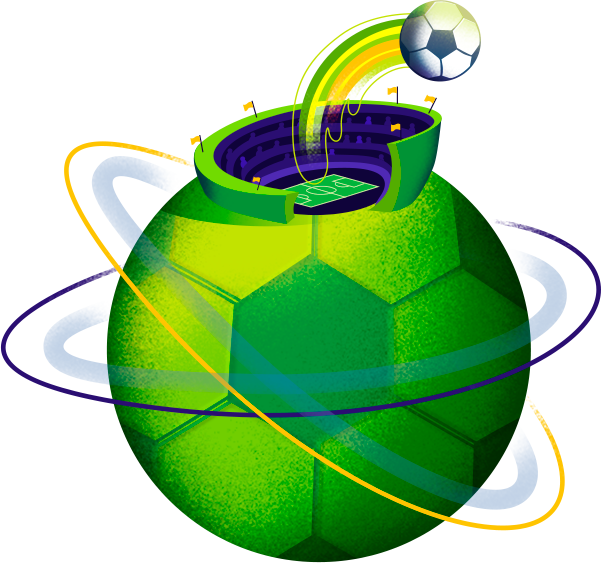 © Planet Soccerjam by Heymann & Friends